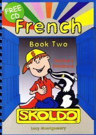 Skoldo French - Book Two (Teacher's Handbook - Photocopiable with CD)