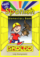Skoldo Spanish - Elementary Book (Pupil Book with CD)