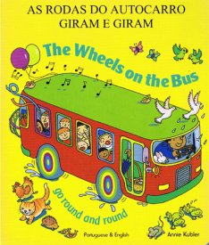 The Wheels on the Bus (Punjabi - English)