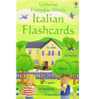 Usborne Italian Flashcards (Everyday Words)