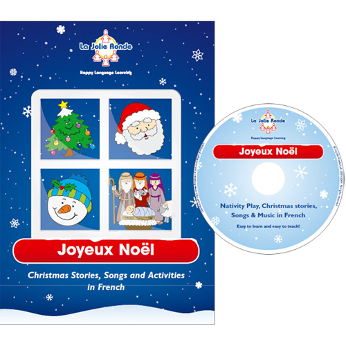 Www Joyeux Noel.Joyeux Noel French Christmas Resource Pack Cd