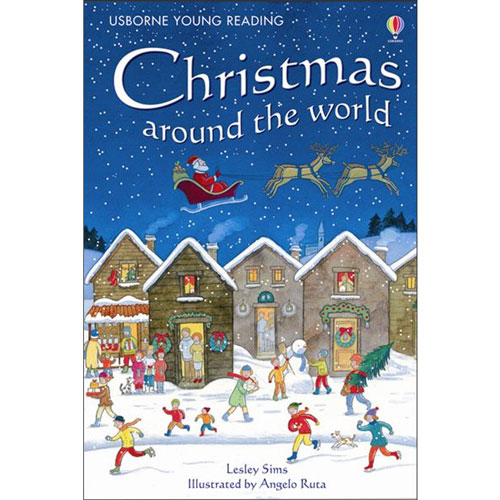 Christmas Around the World- Usborne Young Reading Series - Little ...
