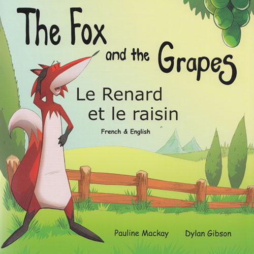 fox and the grapes short story