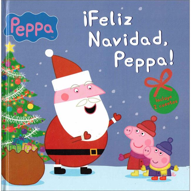 Feliz Navidad Cristmas.Peppa Pig Feliz Navidad Peppa