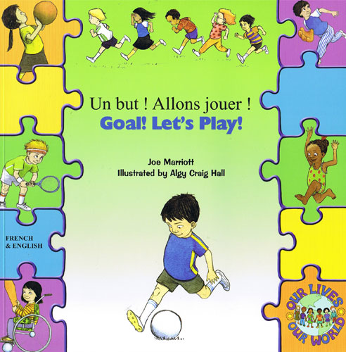 Goal! Let's Play ! (Portuguese / English)