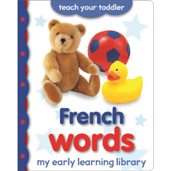 My Early Learning Library - French Words