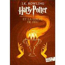 Harry Potter (4) et la Coupe de Feu