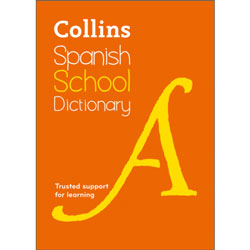 Collins Spanish School Dictionary (3rd Edition)