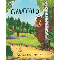 Gruffalo - French Edition