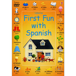 First Fun with Spanish DVD