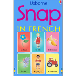 Usborne Snap in French