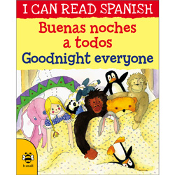 I can read Spanish - Buenas noches a todos / Goodnight everyone