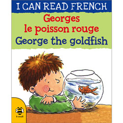 I can read French - Georges le poisson rouge / George the goldfish