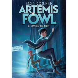 Artemis Fowl (2) - Mission Polaire