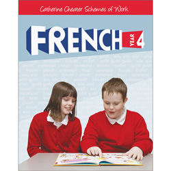 Catherine Cheater Scheme of Work for French - Year 4
