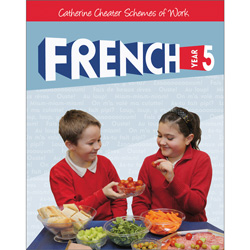 Catherine Cheater Scheme of Work for French - Year 5