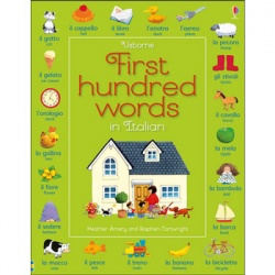 Usborne First Hundred Words in Italian
