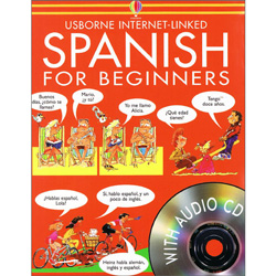 Usborne Spanish for Beginners