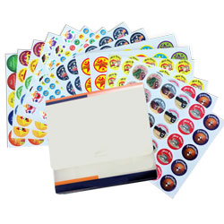 Spanish Reward Stickers (Bumper Pack of 375)