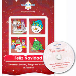Feliz Navidad (Spanish Christmas Resource Pack & CD)