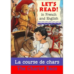 Let's read French - La course de char / The Chariot Race