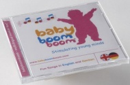 babyboomboom ® - Fun Songs in English and German
