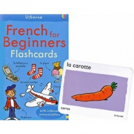 Usborne French for Beginners Flashcards