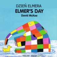 Elmer's Day / Dzień Elmera ( Polish - English )