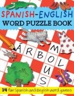 Spanish - English Word Puzzle Book