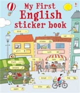 Usborne - My First English Sticker Book