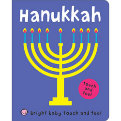 Bright Baby Touch and Feel - Hanukkah
