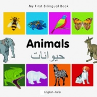 My First Bilingual Book - Animals (Farsi - English)