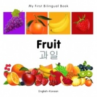My First Bilingual Book - Fruit (Korean - English)