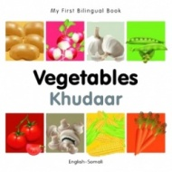 My First Bilingual Book - Vegetables (Somali - English)
