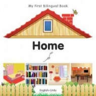 My First Bilingual Book - Home (Urdu - English)