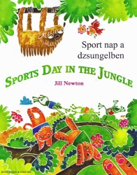 Sports Day in the Jungle (Romanian - English)