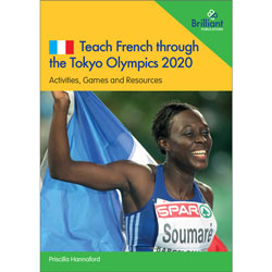 Teach French through the Tokyo 2020 Olympics