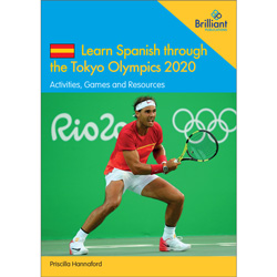 Teach Spanish through the Tokyo 2020 Olympics