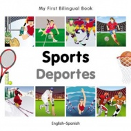 My First Bilingual Book - Sports (Spanish - English)