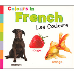 Colours in French: Les Couleurs