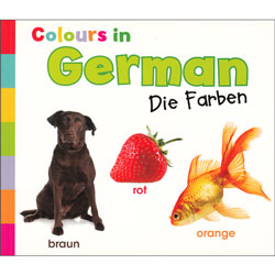 Colours in German: Die Farben