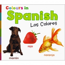 Colours in Spanish: Los Colores