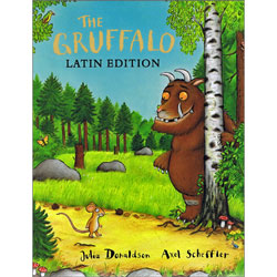 The Gruffalo - Latin Edition