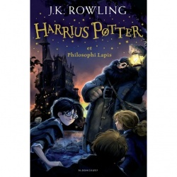 Harrius Potter et Philosophi Lapis (Latin)