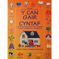 Y Can Gair Cyntaf / The First 100 Welsh Words