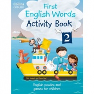 Collins First English Words - Activity Book 2