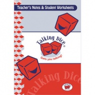Talking Dice - Teacher's Notes & Student Worksheets