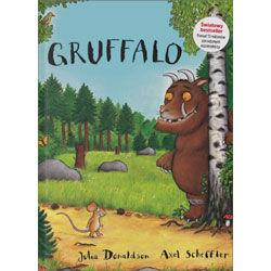 Gruffalo - Polish Edition