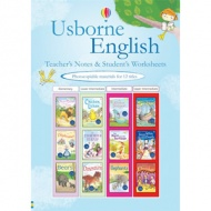 Usborne English (Blue Book) - Teacher's Notes and Student's Worksheets