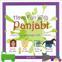 Have Fun with Panjabi - Book 2